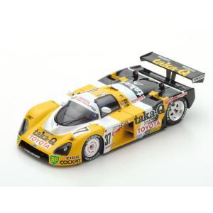 1/43 スパーク ミニカー Toyota 88C No.37 Le Mans 1988|modelcarshop-ss43