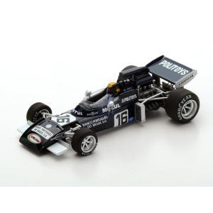 1/43 スパーク ミニカー マーチ March 711 No.16 Belgian GP 1972 Carlos Pace|modelcarshop-ss43