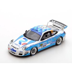 1/43 スパーク ミニカー ポルシェ PORSCHE 997 GT3RS #21 WRC 2017|modelcarshop-ss43