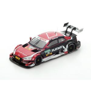 1/43 スパーク ミニカー アウディ Audi RS 5 DTM No.51 2017 Audi Sport Team Abt Sportline|modelcarshop-ss43