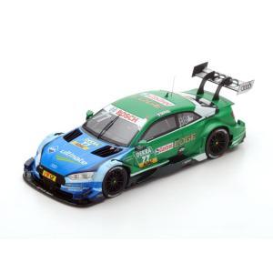 1/43 スパーク ミニカー アウディ Audi RS 5 DTM No.77 2017 Audi Sport Team Phoenix|modelcarshop-ss43