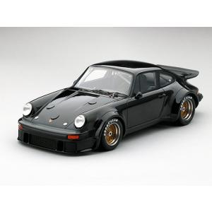 1/18 トップスピード ミニカー ポルシェ Porsche 934 1976 Black|modelcarshop-ss43
