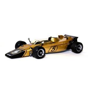 1/18 トゥルースケールミニチュア ロータス56B イタリアグランプリ Lotus 56B Turbine F1 Italian GP 1971 #5 Emerson Fittipaldi|modelcarshop-ss43