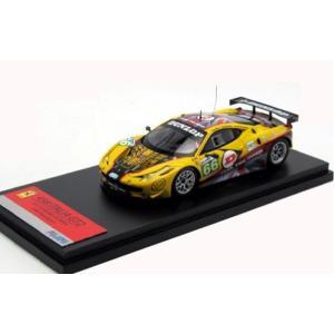 1/43 トゥルースケールミニチュア フェラーリ FERRARI 458 Italia GT2 - Le Mans 2011|modelcarshop-ss43
