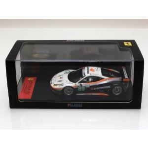 1/43 トゥルースケールミニチュア ハンコック/ファーンバッハ フェラーリ 458 GT2 #89 Le Mans 2011|modelcarshop-ss43