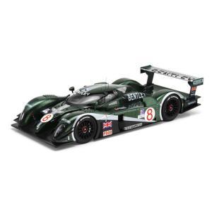 1/18 トゥルースケールミニチュア ベントレー スペード8 セブリング Bentley Speed 8 #8 Sebring 12Hr 2003|modelcarshop-ss43