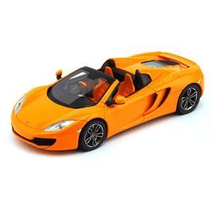 1/43 トゥルースケールミニチュア マクラーレン 2012 McLaren MP4-12C Spider RHD McLaren Orange|modelcarshop-ss43