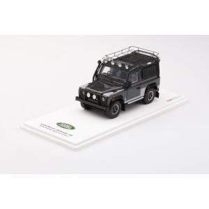 1/43 トゥルースケールミニチュア ランドローバー Land Rover Defender 90 Tomb Raider Edition|modelcarshop-ss43