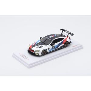 TSM-Model 1/43 (TSM430429) BMW M8 GTLM #24 2018 Daytona 24Hr Test Car BMW Team RLL|modelcarshop-ss43