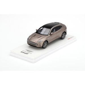TSM Model 1/43 (TSM430498) Aston Martin DBX Satin Solar Bronze|modelcarshop-ss43