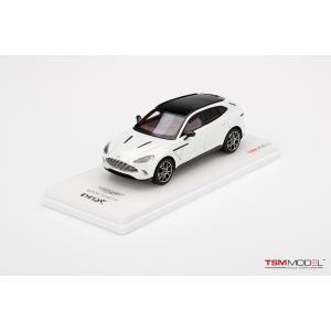 TSM Model 1/43 (TSM430499) Aston Martin DBX Frost White|modelcarshop-ss43