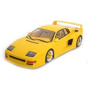 1/18 GTスピリット ミニカー フェラーリ テスタロッサ Ferrari Testarossa Koenig Competition Evolution 1000 CV Yellow|modelcarshop-ss43