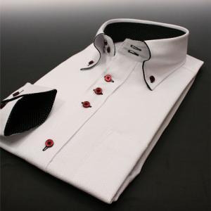 ワイシャツ 長袖 メンズ 形態安定 Nシリーズ N20 スリム系 S M L LL modelista