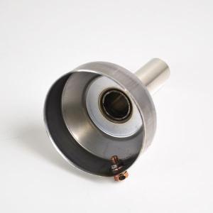 排気系マフラー用 インナーサイレンサー φ90-φ25 (テール内径φ90以内差込内径φ25以内)