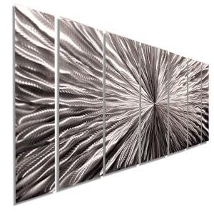Radiant Velocity アートパネル インテリアアート (モダンアート、壁掛けアート、メタルアート)|modernfactory777|02