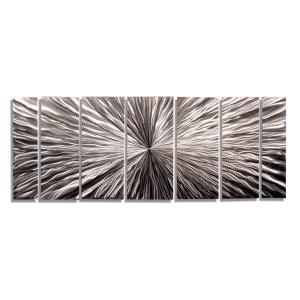 Radiant Velocity アートパネル インテリアアート (モダンアート、壁掛けアート、メタルアート)|modernfactory777|03