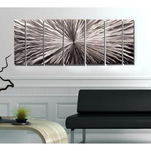 Radiant Velocity アートパネル インテリアアート (モダンアート、壁掛けアート、メタルアート)|modernfactory777|05