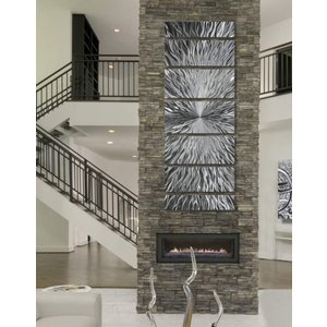 Vortex XL インテリア アート(メタル 抽象アート モダン 彫刻インテリア 北欧 アート オフィス 店舗 バー クラブ レストラン 商業装飾 ホテル)
