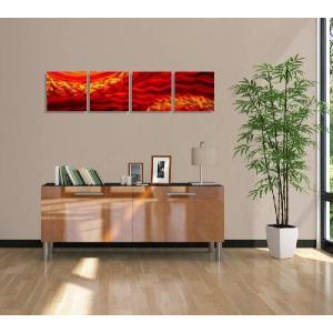 モダン家具デザイン Pyroclastic Flow  (インテリアパネル モダン彫刻アート メタル抽象 オフィスデコ 北欧 カフェ cafe)