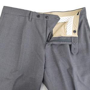 LARDINI ラルディーニ 17SS ウールピンヘッド3Bセットアップスーツ メンズ グレー 52|modescape-ys|08