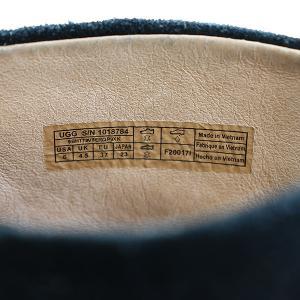 UGG アグ KIERNAN スウェードレザーウェッジソールキアナンブーツ ブラック 23cm レディース|modescape-ys|06