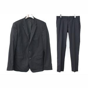 DOLCE&GABBANA ドルチェ&ガッバーナ MARTINI スーツセットアップ ブラック 50 メンズ|modescape-ys