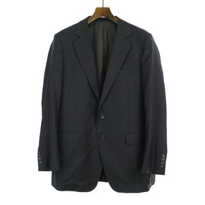 GUCCI グッチ シャドウストライプ2Bセットアップスーツ ブラック 54 メンズ|modescape-ys