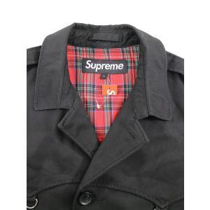 Supreme シュプリーム 19SS D-Ring Trench Coat トレンチコート ブラック M メンズ|modescape-ys|04