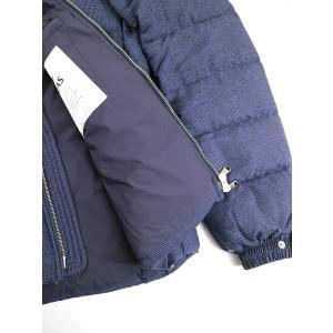 TATRAS タトラス 13AW LILIANO フーデッドダウンジャケット ネイビー 2 メンズ|modescape-ys|04