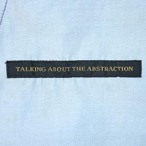 TALKING ABOUT THE ABSTRACTION(TATA) トーキングアバウトジアブストラクション 古布転写パジャマセットアップ インディゴ 0 メンズ|modescape-ys|03