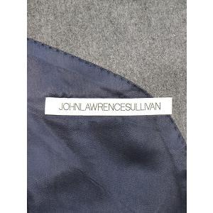 JOHN LAWRENCE SULLIVAN ジョン ローレンス サリバン 2Bウールセットアップスーツ グレー 34 メンズ|modescape-ys|05