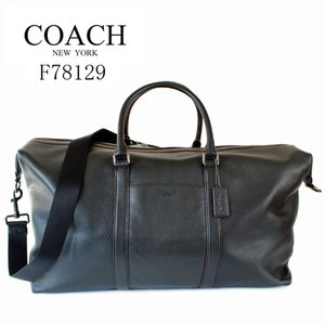 ■商品名 コーチ COACH メンズバッグ 2WAY レザーボストンバッグ VOYAGER BAG ...