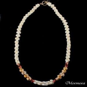 Kipona Niihau Style Kahelelani & Momi Shell Le...