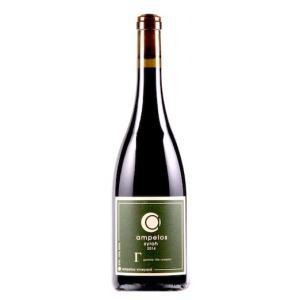 赤 ワイン アンぺロス セラーズ サンタ・リタ・ヒルズ シラー 2014 Syrah オーガニック アメリカ カリフォルニアワイン 91ポイント 自然派ワイン wine|moesfinewines
