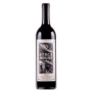 赤 ワイン スタックハウス カベルネソーヴィニヨン 2015 Stack House 2015 Cabernet (アメリカ カリフォルニア) wine|moesfinewines
