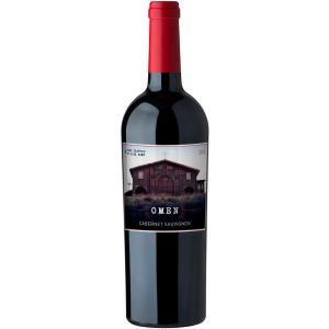 赤ワイン オーメン ジンファンデルブレンド レッド 2018 OMEN カリフォルニアワイン シエラフットヒルズ wine ビーガンフレンドリー|moesfinewines