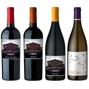 TWUNE X WINE  OMEN ワインセレクション カリフォルニアワイン 菊池常利 ワインセット Wine|moesfinewines
