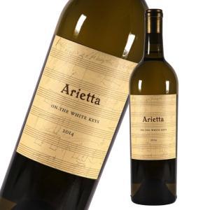 白 ワイン アリエッタ オン・ザ ・ホワイト・キーズ 2014 (アメリカ カリフォルニア) wine|moesfinewines