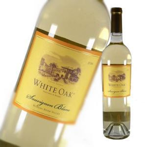 白 ワイン ホワイトオーク ソーヴィニヨン・ブラン 2016 (カリフォルニア)|moesfinewines