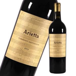 赤 ワイン アリエッタ カベルネ・ソーヴィニヨン 2013 (アメリカ カリフォルニア) wine|moesfinewines