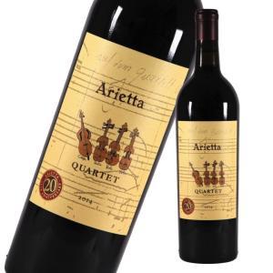 赤 ワイン アリエッタ カルテット 2014 (アメリカ カリフォルニア) wine|moesfinewines