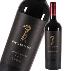 赤 ワイン デイビス・エステート ナパヴァレー カベルネ・ソーヴィニヨン 2012 (アメリカ カリフォルニア) wine|moesfinewines