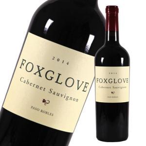 赤 ワイン フォックスグローヴ カベルネ・ソーヴィニヨン 2014 (アメリカ カリフォルニア)|moesfinewines
