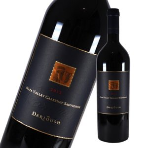 赤 ワイン ダリオッシュ・シグネチャー カベルネ・ソーヴィニヨン ナパヴァレー 2013 (アメリカ カリフォルニア) wine|moesfinewines