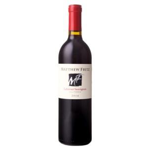 赤 ワイン マシュー・フリッツ カベルネ・ソーヴィニョン (アメリカ カリフォルニア)|moesfinewines