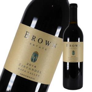 赤 ワイン ブラウン ジンファンデル 2015 (カリフォルニア)|moesfinewines