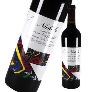 赤 ワイン ニコルス ジンファンデル 2000 (カリフォルニア)|moesfinewines