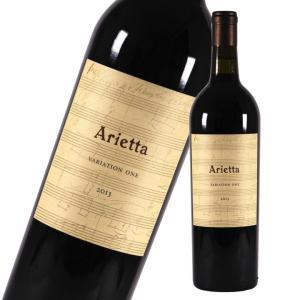 赤 ワイン アリエッタ バリエーション・ワン 2013 (アメリカ カリフォルニア) wine|moesfinewines