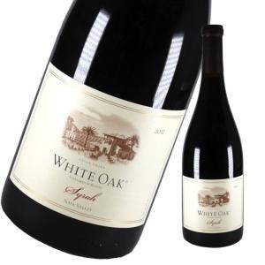 赤 ワイン ホワイトオーク シラー 2013 (カリフォルニア)|moesfinewines