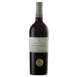赤 ワイン バックスバーグ ファミリー リザーヴ レッド 2015 (南アフリカ) wine|moesfinewines